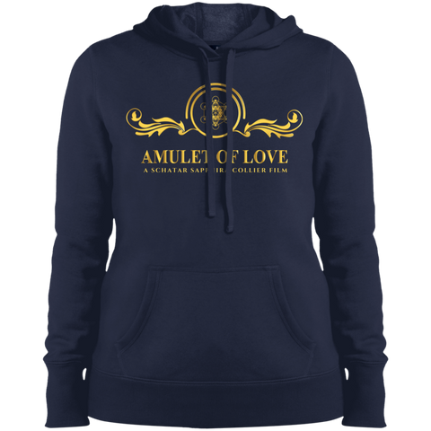 Amulet Of Love Ladies Hoodie