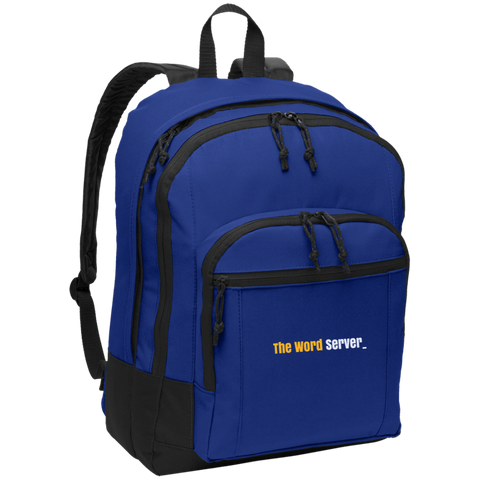 The Word Server Backpack