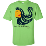 """Love Me As I Am"" Cotton T-Shirt"