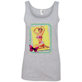 """Butterfly"" Ladies' Cotton Tank Top"
