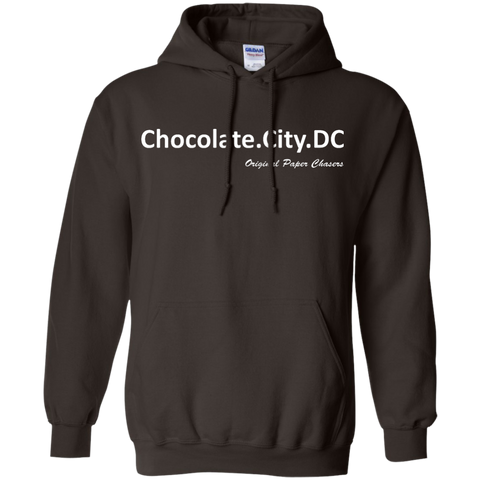 """Chocolate City"" Paper Chasers  Hoodie"