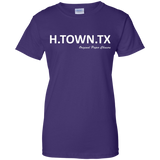 """Htown"" Paper Chasers Ladies T-Shirt"