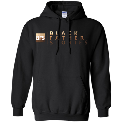 Black Father Stories Pullover Hoodie