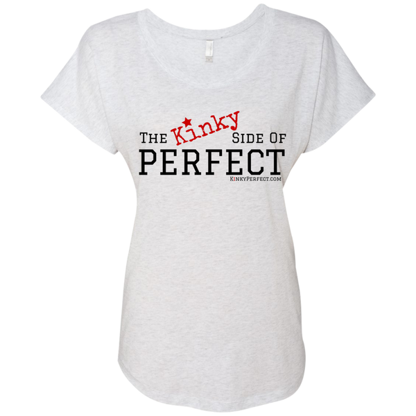 The Kinky Side Of Perfect Baby Doll Tee