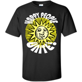 """Happy People Unite"" Cotton T-Shirt"