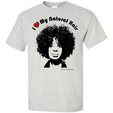 """I Heart My Natural Hair"" T-Shirt"