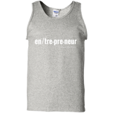 """Entrepreneur"" Paper Chasers Tank Top"