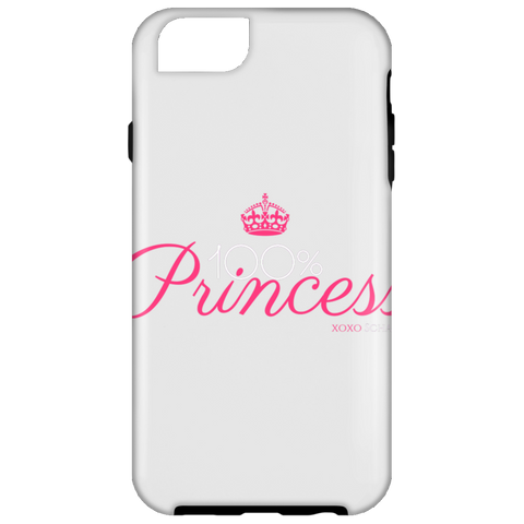 100 Percent Princess iPhone 6 Tough Case