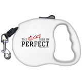 """The Kinky Side Of Perfect"" Retractable Dog Leash"