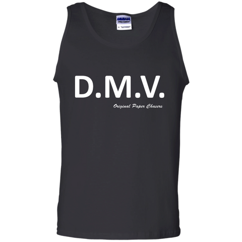 """DMV"" Paper Chasers Tank Top"