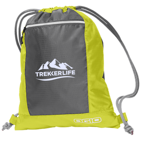 Trekker Life Active OGIO Pulse Cinch Pack - Wht
