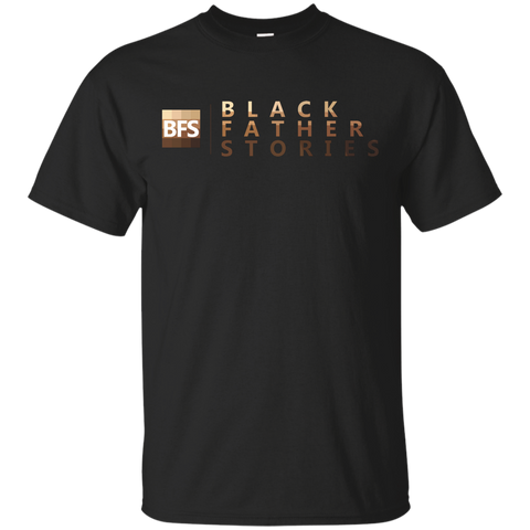 Black Father Stories T-Shirt