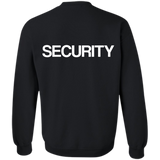 """SECURITY"" Sweatshirt"