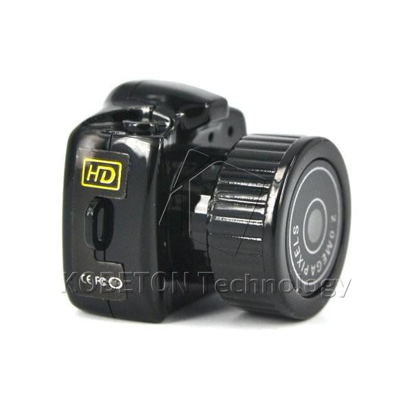 The Smallest HD Camera and Camcorder In The World
