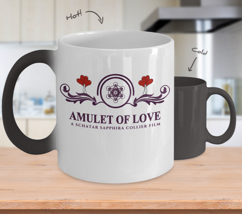 Amulet Of Love Color Changing Mug