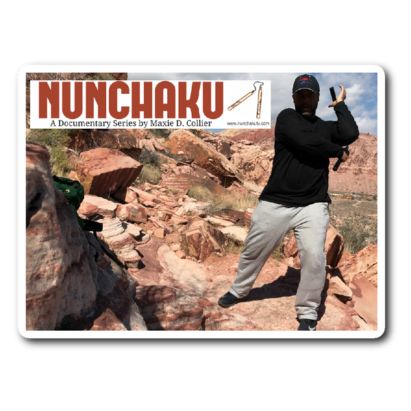 NUNCHAKU - Documentary Series Decal