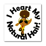 Afro Anime Collection - I Heart My Natural Hair 2