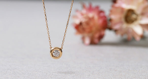18K Diamond Necklace