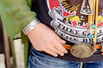 Hippies & Cowboys Cuff