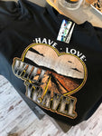 "Bandit Brand ""Have Love Will Travel"" Tee"