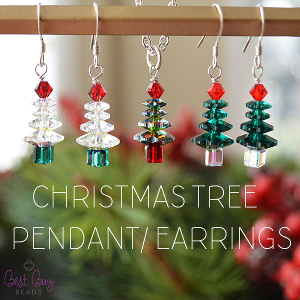 Christmas Tree Pendants