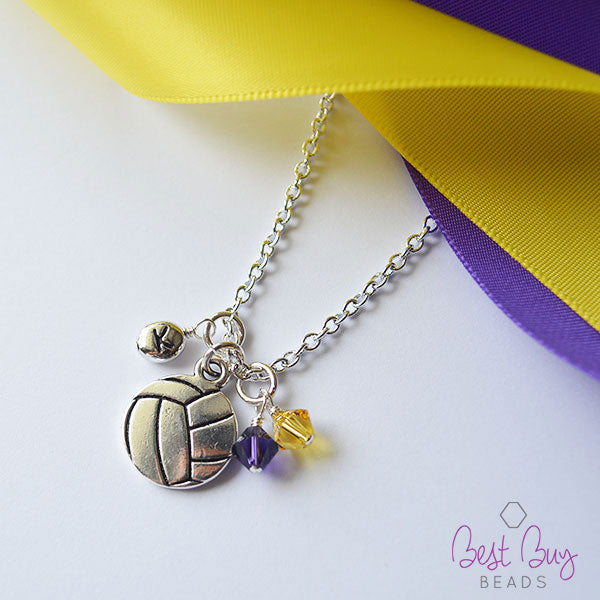 Team Spirit Charm Necklace