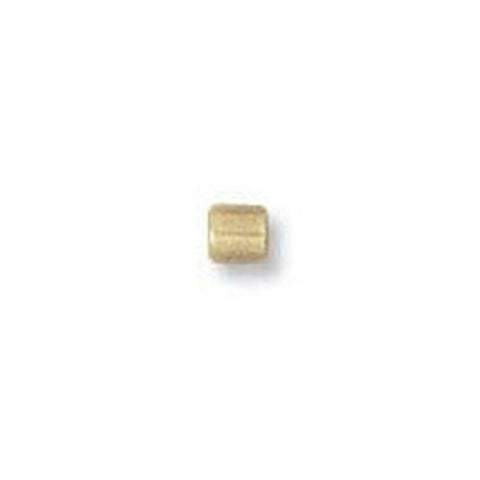0541-2-go Gold Filled 2mm Crimps (Package of 10)