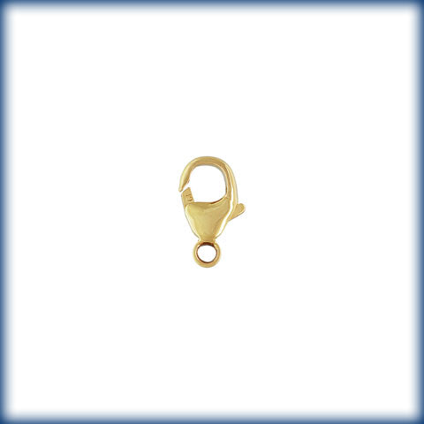 0546-11-gf Gold Filled 11mm Round Lobster Clasps (Package of 1 clasp)