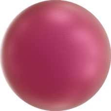 5810-6-mlb Swarovski Crystal 6mm Mulberry Pink Round Pearls (Package of 50 pearls)