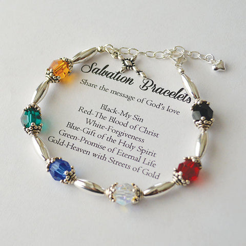 Salvation Bracelet Kit (1 kit per package)