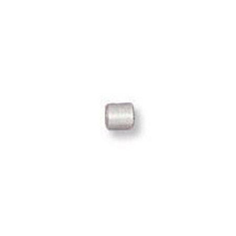 0541-2-ss Sterling Silver 2mm Crimp Tubes (Package of 25)