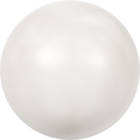 5810-8-wprl Swarovski Crystal  8mm White Round Pearls (Package of 25 pearls)