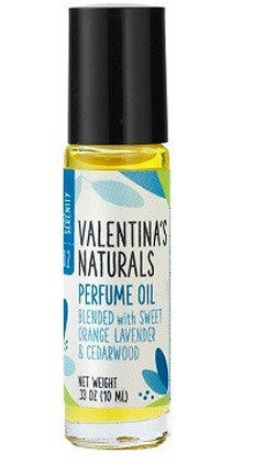 Natural Perfume Roller: Pure Serenity, 10 ml