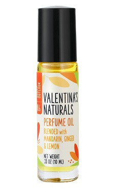 Natural Perfume Roller: Sunny Outlook, 10 ml