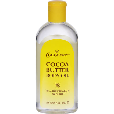 Cococare Cocoa Butter Body Oil - 8.5 fl oz