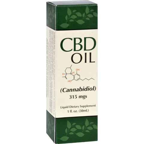 Bio Nutrition Inc CBD Oil - Hemp - 1 oz