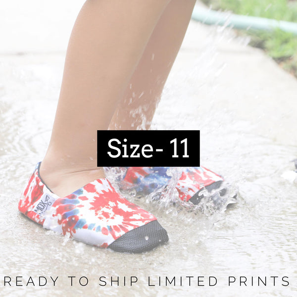 "Ready to Ship: Limited Prints - Size 11 (Fits up to 8"")"