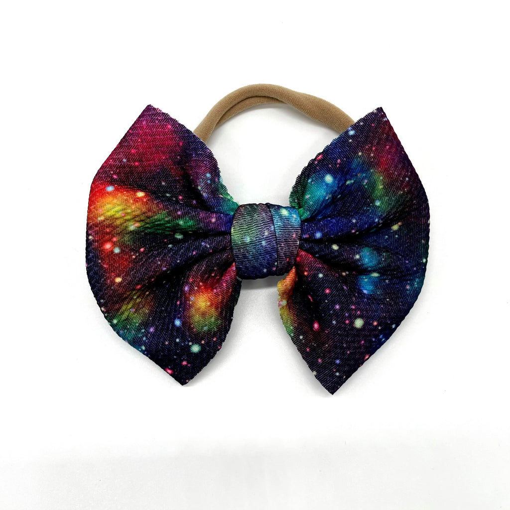 Ready to Ship Bow- Galaxy