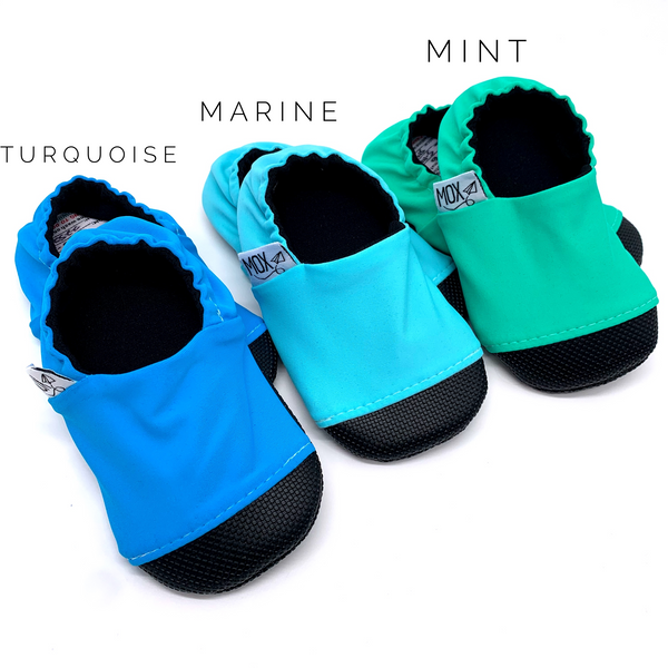 Made to Order BASICS - Aqua Mox (only for sizes not available in RTS)