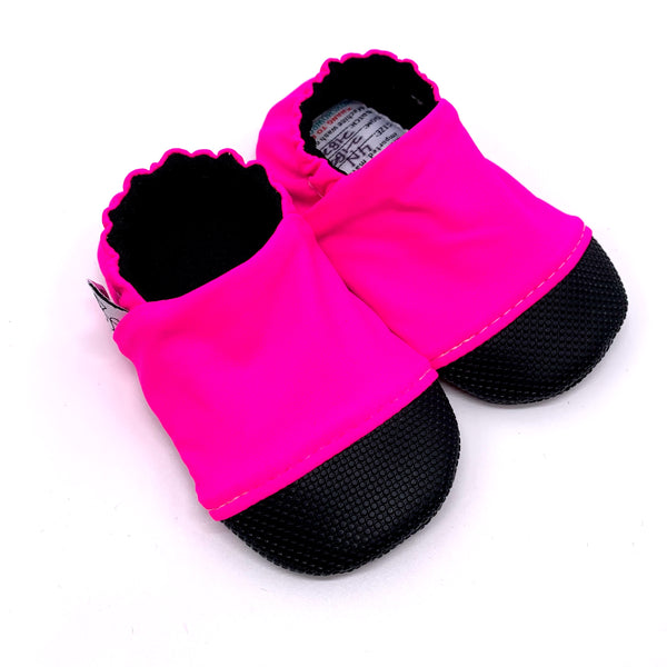 Ready to Ship BASICS - NEON PINK AQUA mox