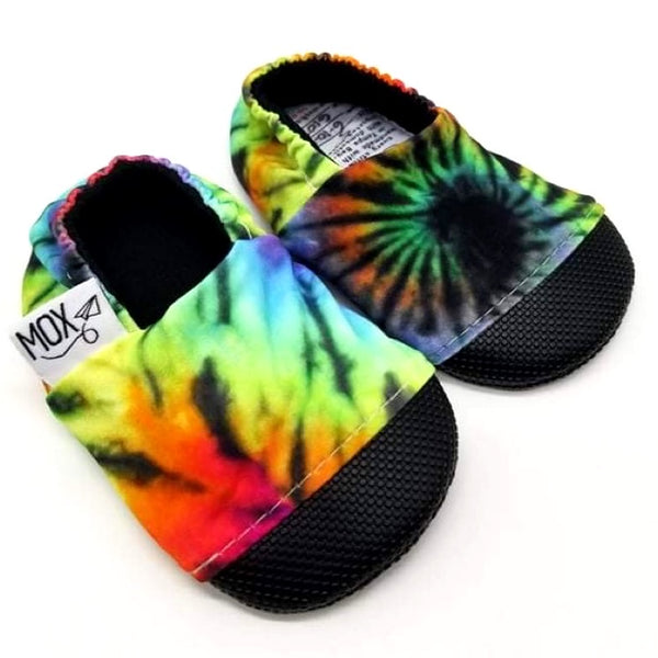 Ready to Ship BASICS - Tie Dye AQUA mox
