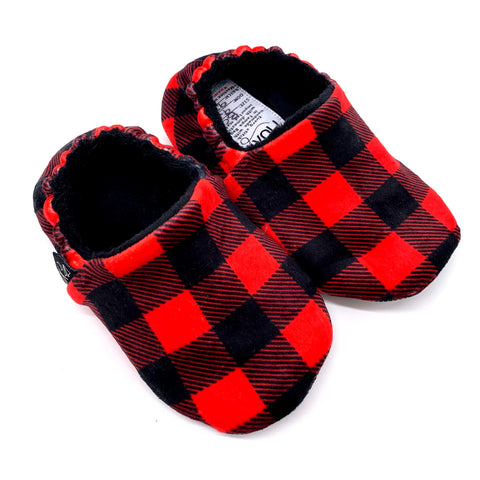 Ready to Ship BASICS - Buffalo Plaid LUNAR mox