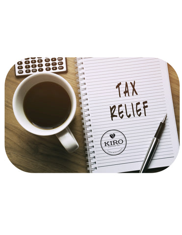 Kiro Coffee Tax Write Off