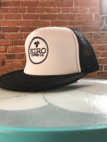 Kiro Coffee Trucker Hat