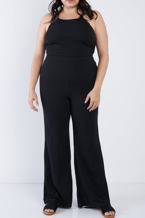 Lola Tie-Up Jumpsuit