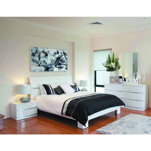 Amelia Bed Suite with Tallboy