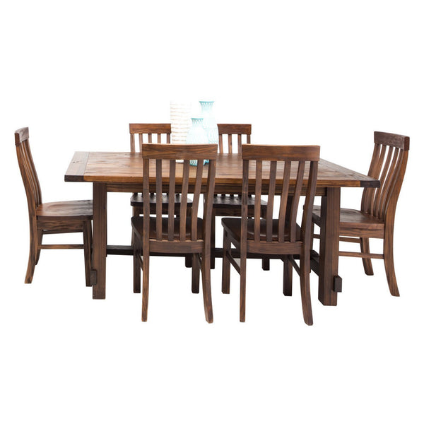 Highlander 7 Piece Dining Suite