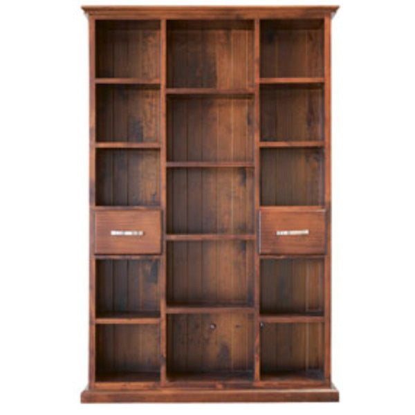 Stirling Staggered Bookcase