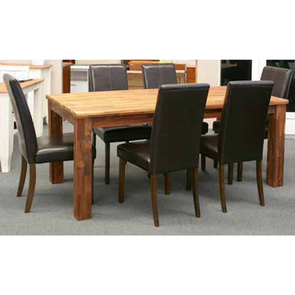 Acacia 7 Piece Dining Suite
