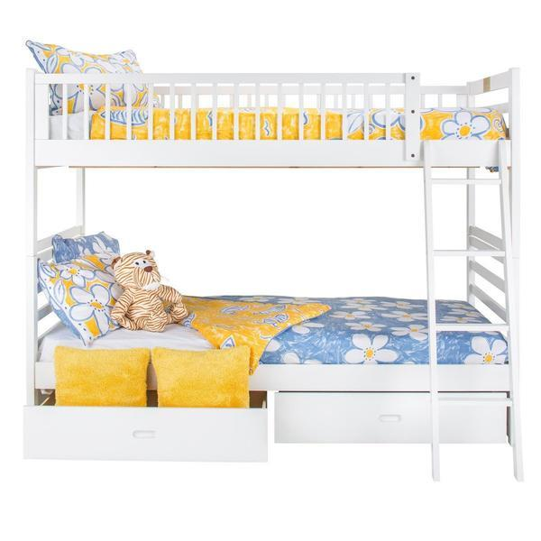 Asher King Single Bunk Bed